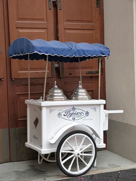 chariot pepino