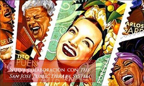 Colaboración con el sistema de bibliotecas públicas de San José en el marco del mes de la Herencia Hispana