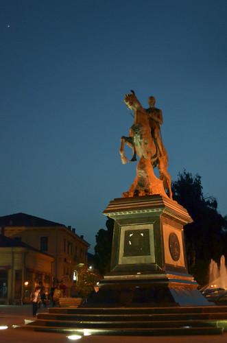 statue king macedonia bitola manastır philipiiofmacedon filipiimacedoński