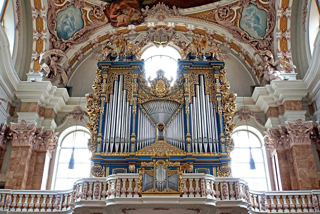 Austria-01412 - Great Organ