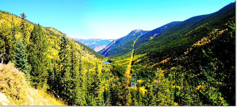 Fall colors at Guanella Pass, Colorado (1)