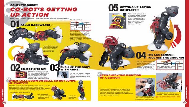 Tumbling Robot 2