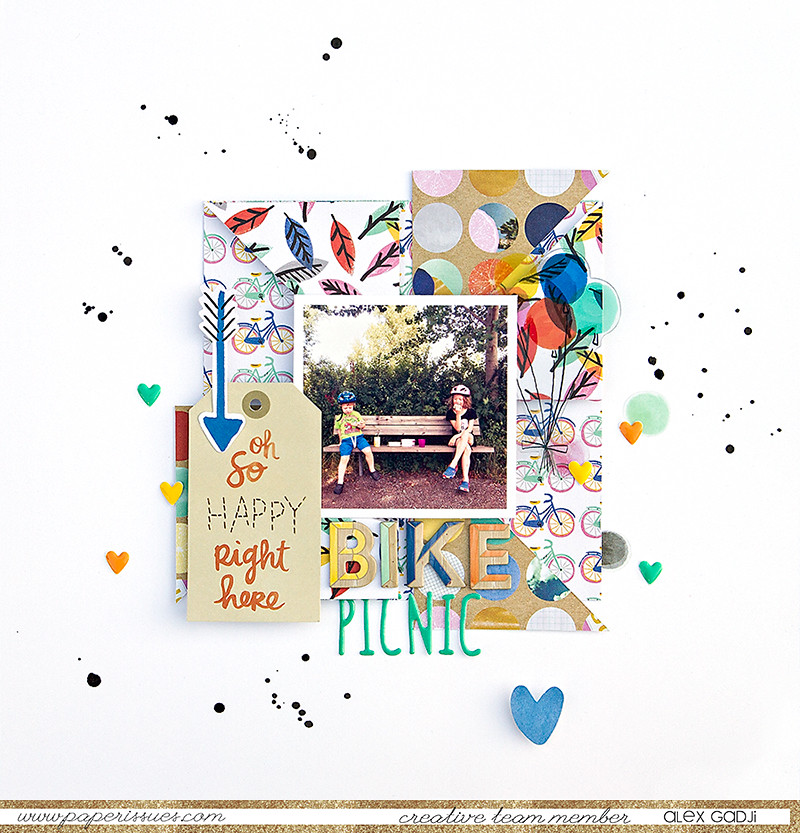 Alex Gadji - Bike picnic