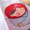 Oggi per me solo sorrisi, grazie. :) Un particolare della #chiquitica che ho disegnato e che ora è diventata la chitarrina di Emma. Se vuoi anche tu una chiquitica tutta per te vai a curiosare nel sito di Updoo World > http://www.updoo.it/