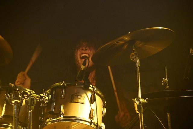 熊のジョン live at Outbreak, Tokyo, 14 Oct 2015. 456C