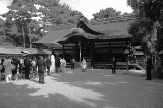 Sumiyoshi-Taisya Shrine, Osaka on OCT 31, 2015 (13)