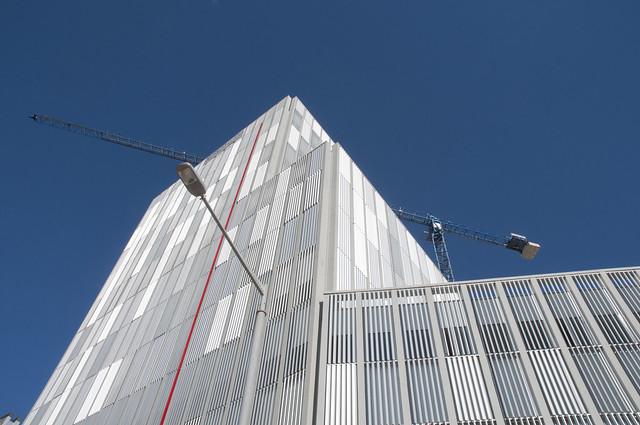 Visita Campus Diagonal - Besòs