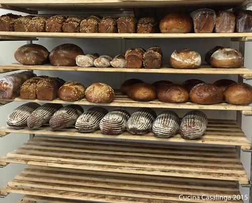 Interalpen Essen Brot