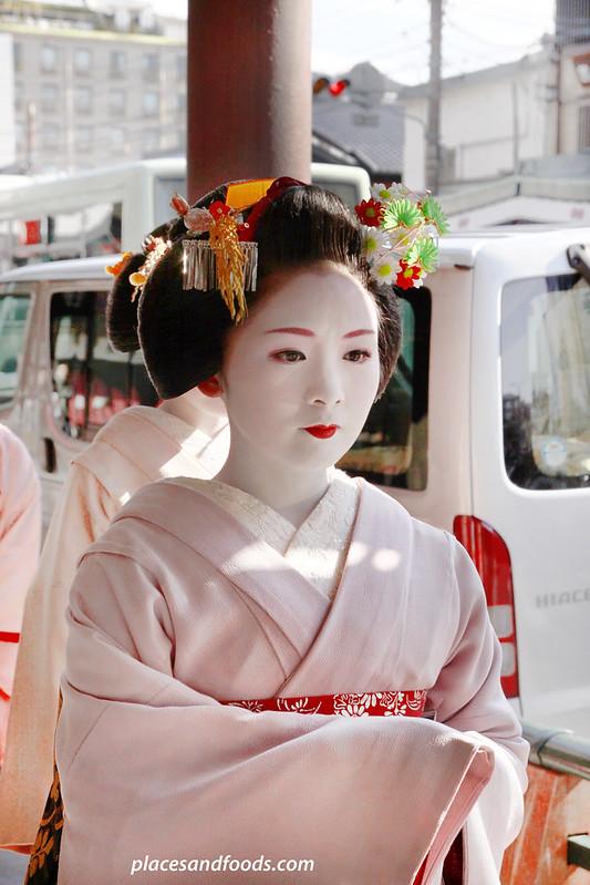 kyoto gion pretty maiko