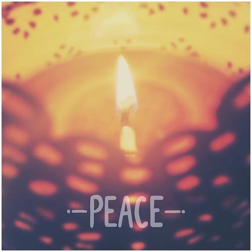 November 14 - Peace