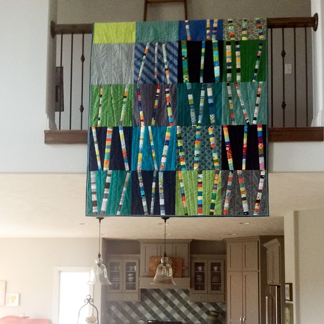 Finished! Emerge. Do.Good. Quilt!