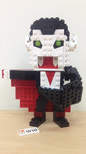 Halloween Monster - Dracula