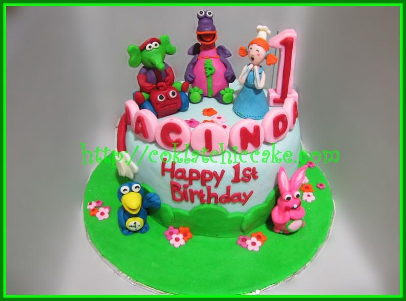 Cake Dibo