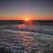 November Sunset - Lake Michigan by cedarkayak