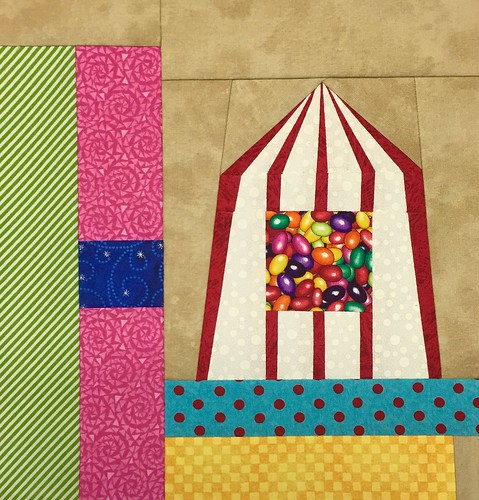 Block 30- Project of Doom 2015 Bertie Botts!!