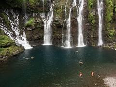 Cascade de Grand Galet / Réunion