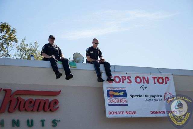 Cops and Doughnuts Part II