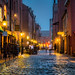 Dusk in the Old Port by BenjaminMWilliamson