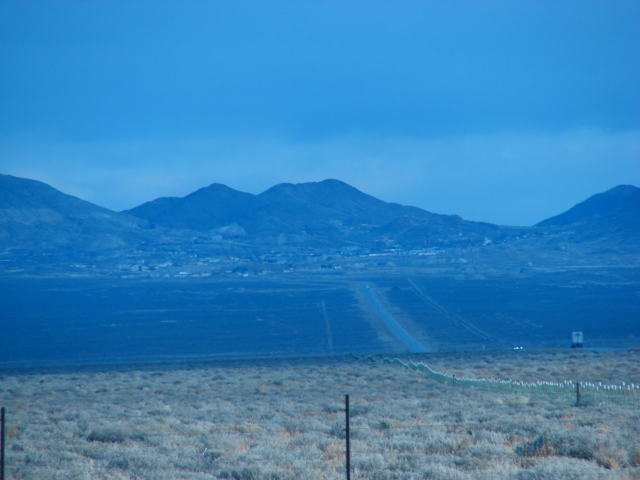 Road to Tonopah