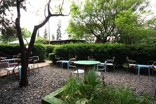 Ezana Park Cafe.