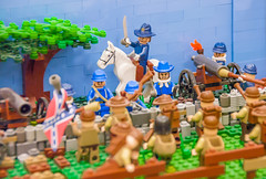 Battle through the Ages:  Pickett's Charge