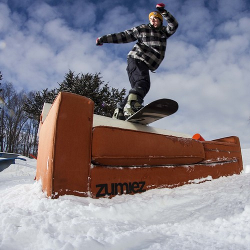SO-GNAR snowboard camps