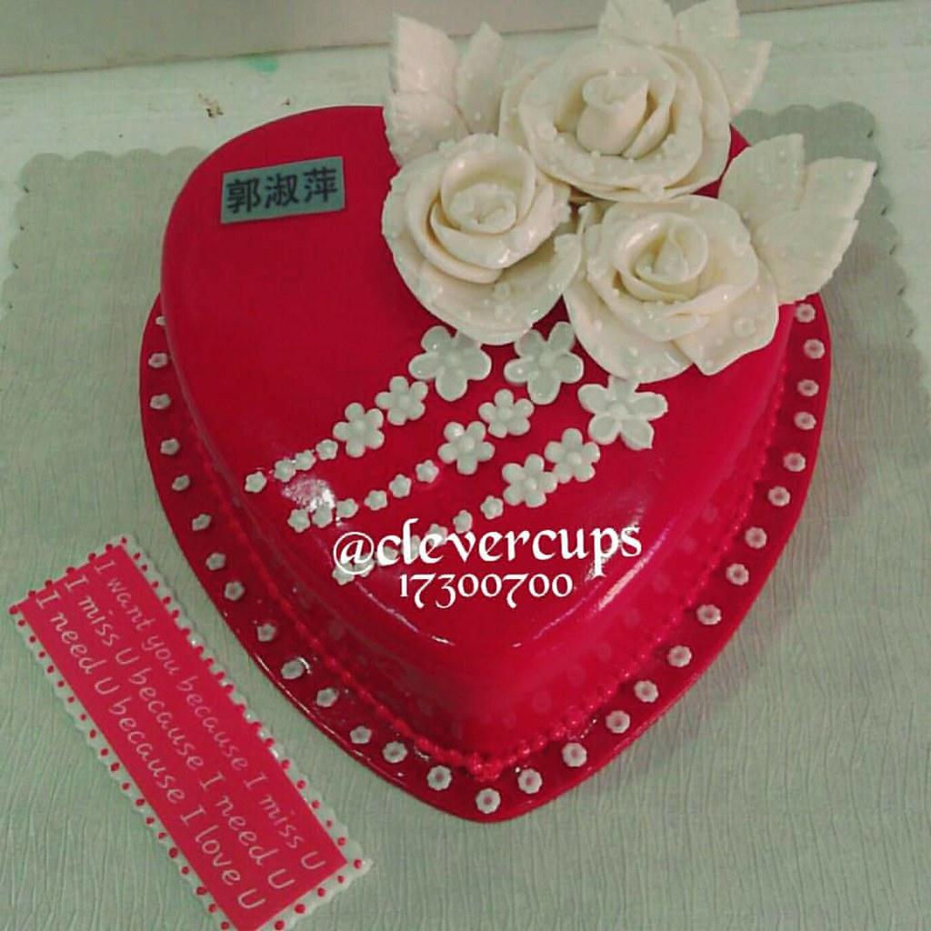 Cake Design Heart