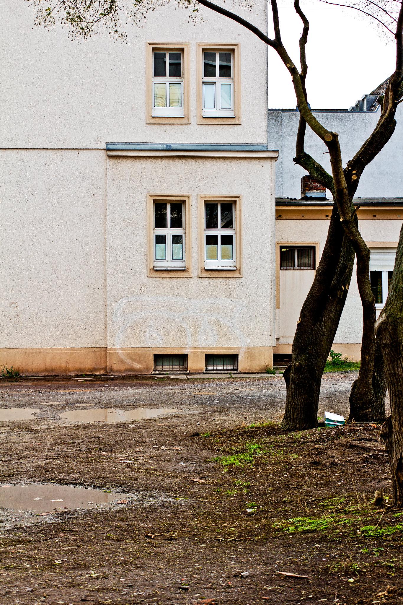 magdeburger verkehrsbetriebe ehemals bankhaus // magdeburg