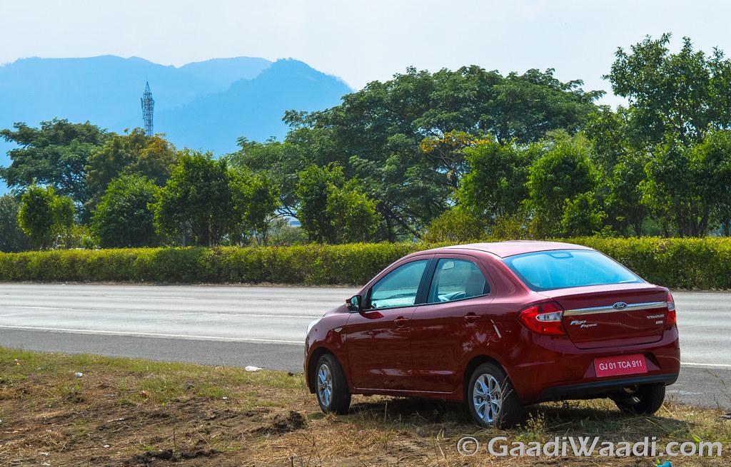 Ford Figo Aspire Review-34