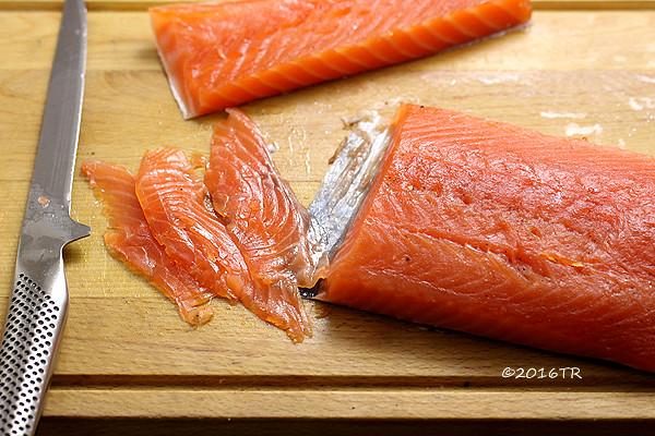 醃製鮭魚 Gravlax-20160103