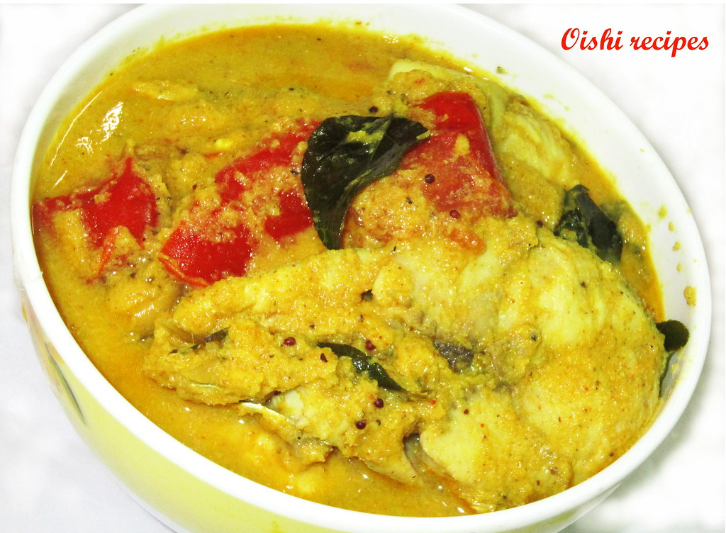 Neymeen Seer fish curry