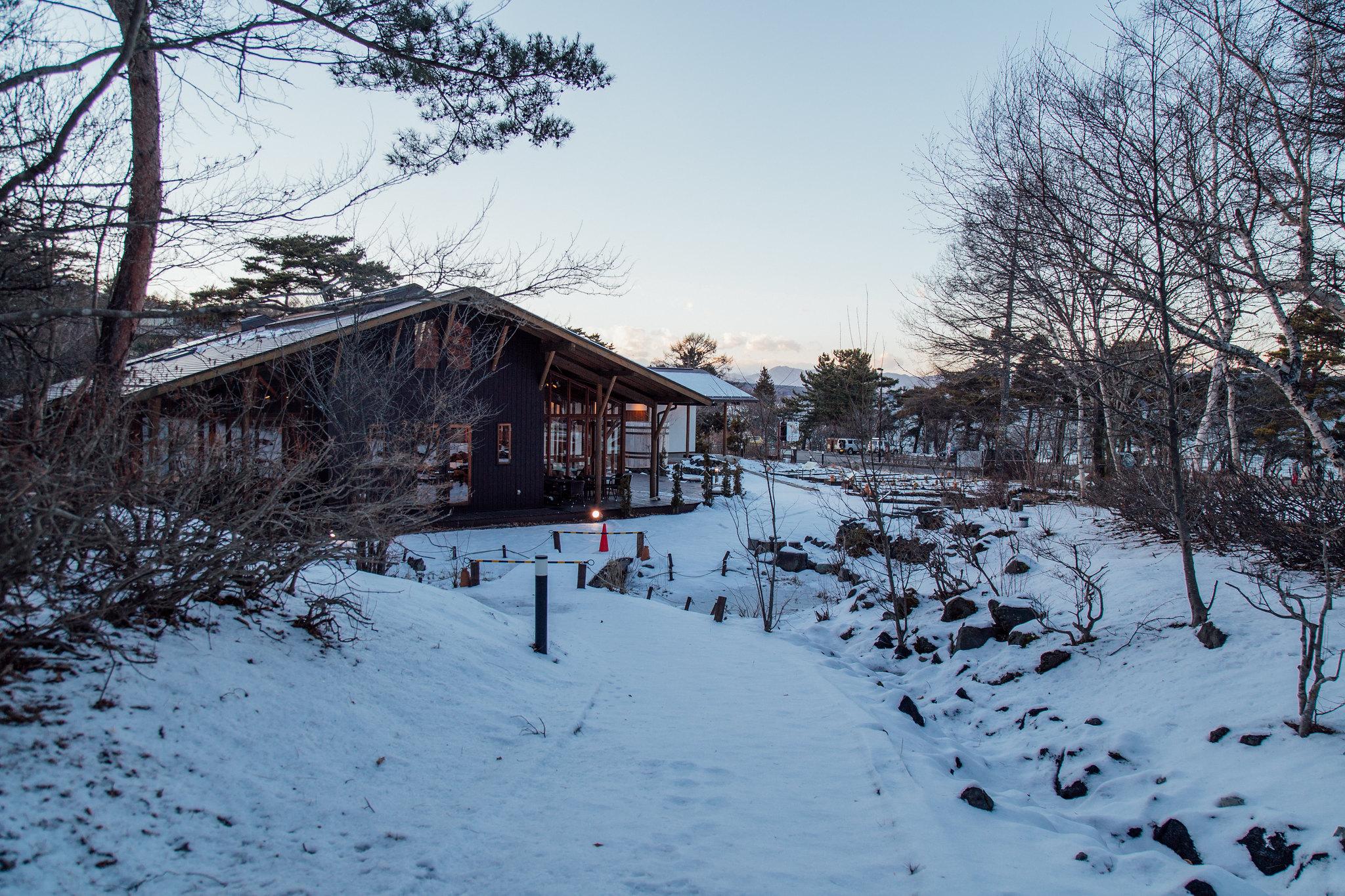 2015-01-17 山中湖キャンプと吉田うどん 025