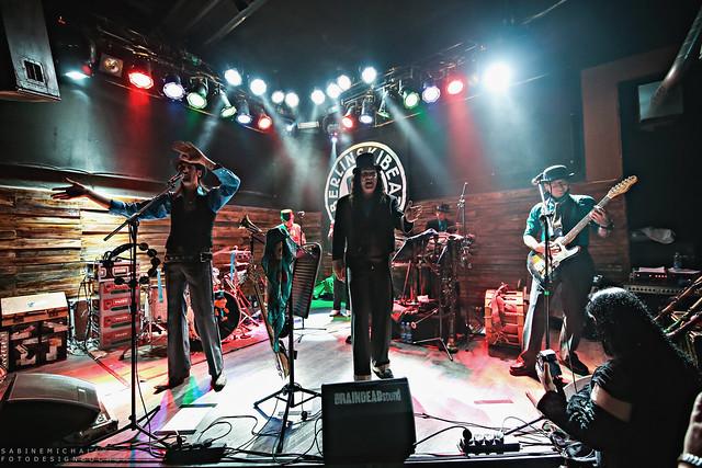 [Berlinskibeat - 08.09.2016 / Rockpalast Bochum]
