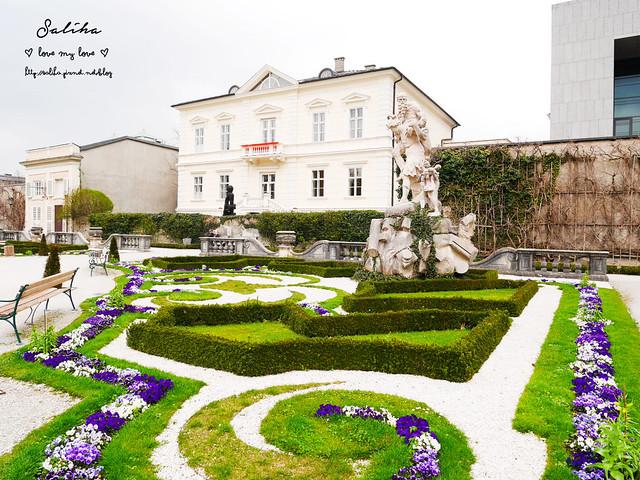 米拉貝爾花園Schloss Mirabell (5)