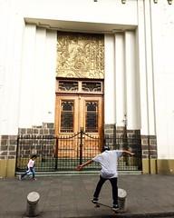 #Skater #Guatemala #Paralelo17N #centrohistorico