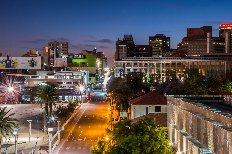 moslimské dohazování Johannesburg