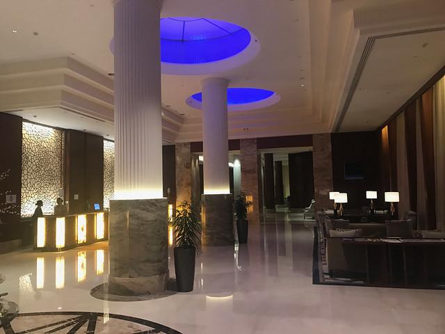 Lobby - Sheraton Oman