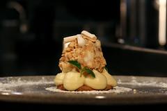 Gianfranco Bruno - Cauliflower cream, white chocol…