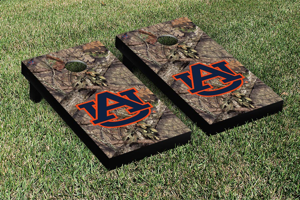 Auburn Tigers Mossy Oak Version