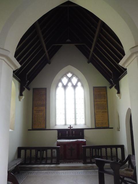 St. Leonards, Berwick St. Leonards (Interior II)