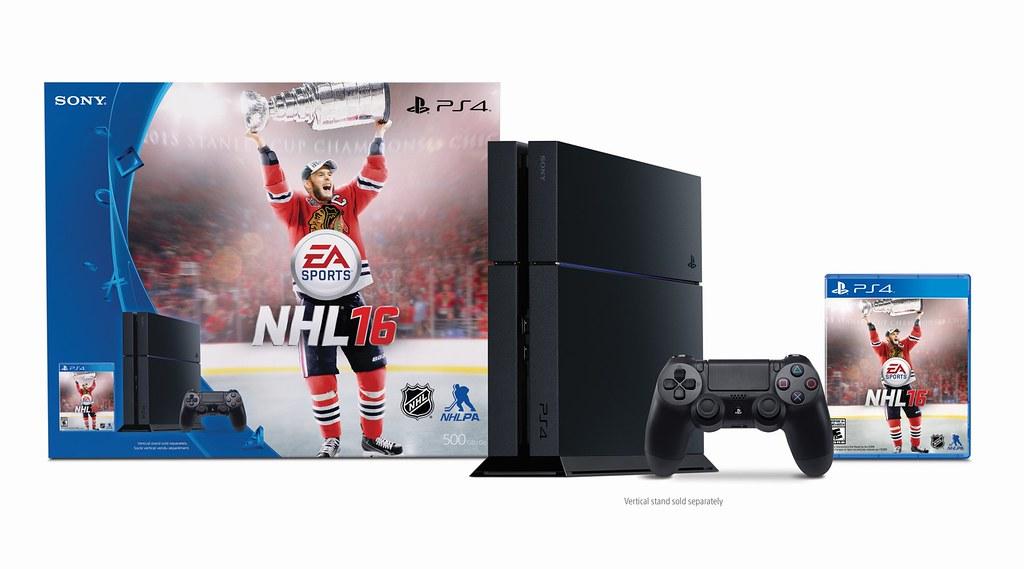 Canada: NHL 16 PS4 Bundle