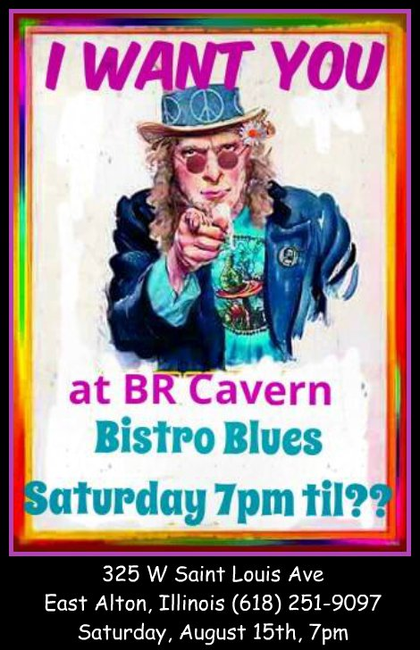 Bistro Blues 8-15-15