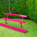 Valentine's Bench by Ed the Frog Photography