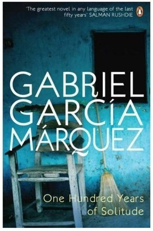 'One Hundred Years of Solitude' by Gabriel García Márquez