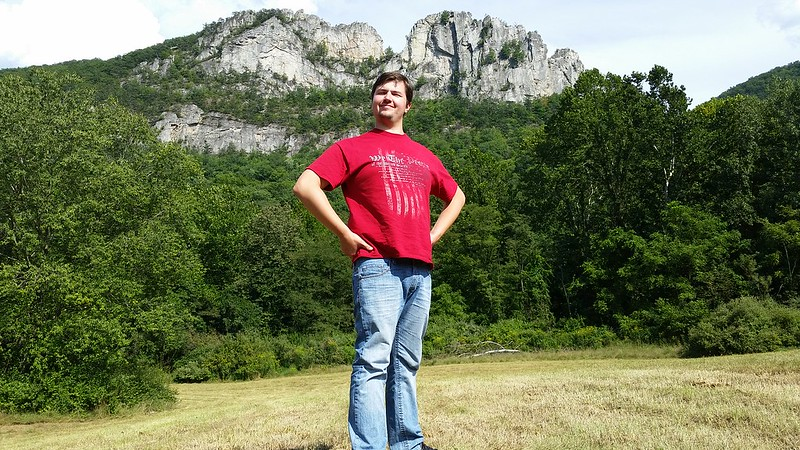 Tadd @ Seneca Rocks