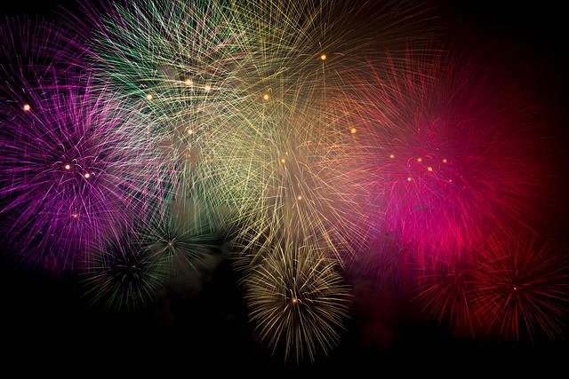 Fireworks in Nagaoka #1