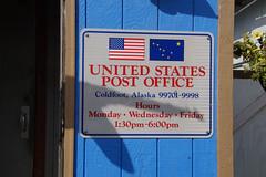 107 Postkantoor Coldfoot
