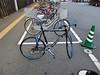 Cannondale R700. Nara, Japan.