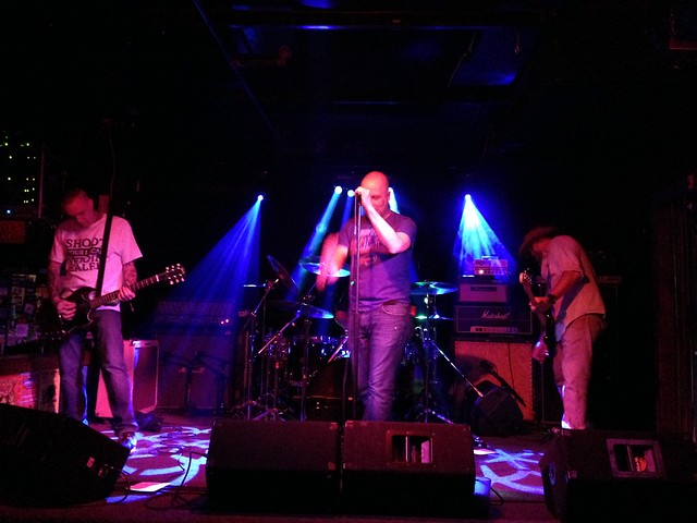 The Upper Crust, Watts, Humpmuscle at Dover Brickhouse, 6/6/15
