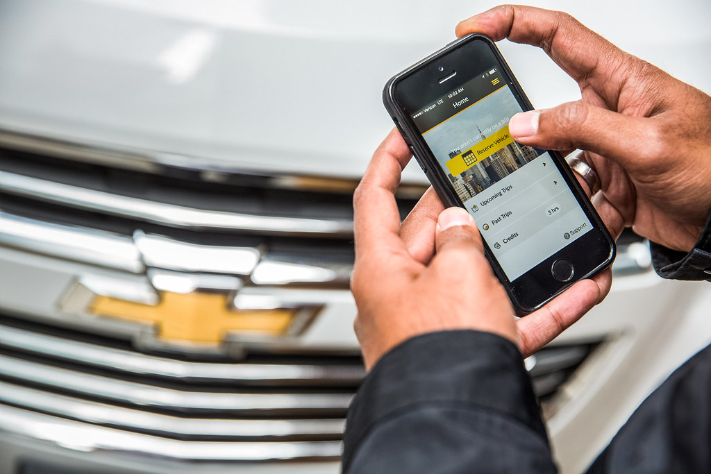 GM unveils Let's Driver NYC car-sharing program